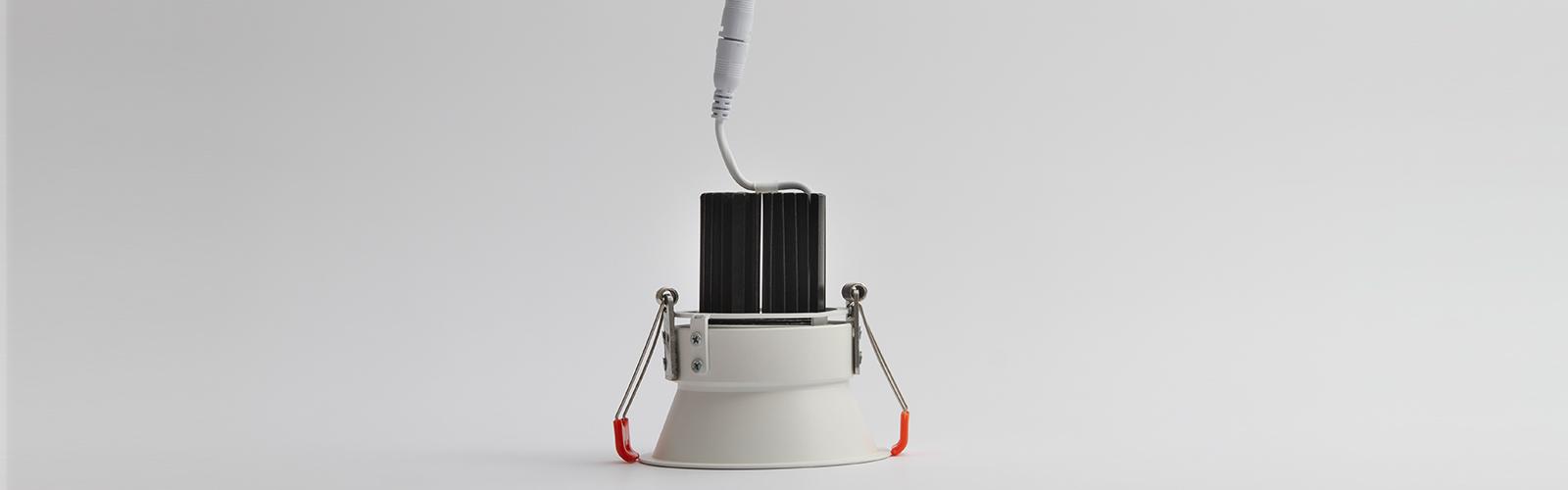Fenos LED Lighting Recessed Downlight Fitran C