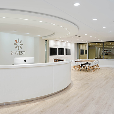Fenos LED Lighting Project Office 8WestWeb