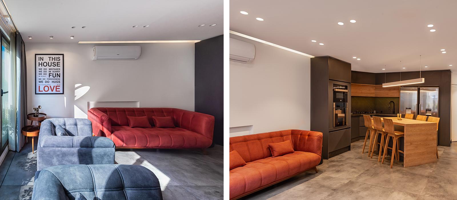 Fenos LED Lighting Project Residential Tavassoli Banner